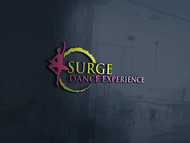 SURGE dance experience Logo - Entry #230