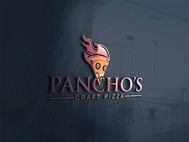 Pancho's Craft Pizza Logo - Entry #131