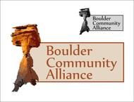 Boulder Community Alliance Logo - Entry #83