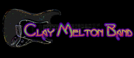 Clay Melton Band Logo - Entry #7