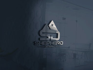 Shepherd Drywall Logo - Entry #362