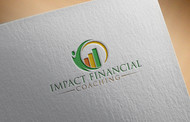 Impact Financial coaching Logo - Entry #85