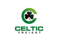 Celtic Freight Logo - Entry #111