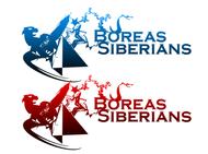 Siberian Husky Logo - Entry #3