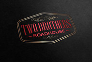 Two Brothers Roadhouse Logo - Entry #154