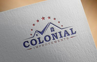 Colonial Improvements Logo - Entry #50