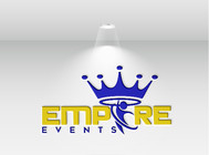 Empire Events Logo - Entry #33