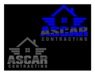 ASCAR Contracting Logo - Entry #34