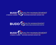 Budd Wealth Management Logo - Entry #274