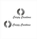 Crispy Creations logo - Entry #18