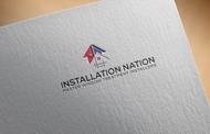 Installation Nation Logo - Entry #127