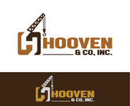 Hooven & Co, Inc. Logo - Entry #6