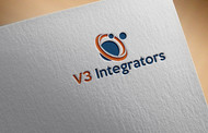 V3 Integrators Logo - Entry #109