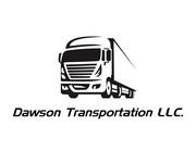 Dawson Transportation LLC. Logo - Entry #256