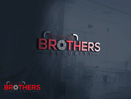 Brothers Security Logo - Entry #22