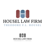 Housel Law Offices  : Theodore F.L. Housel Logo - Entry #7
