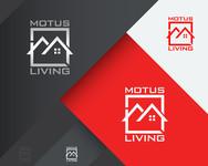 Motus Living Logo - Entry #102