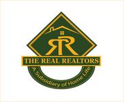 The Real Realtors Logo - Entry #165
