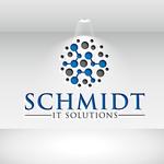 Schmidt IT Solutions Logo - Entry #167