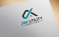 J&K Utility Services Logo - Entry #6