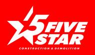 Five Star Logo - Entry #80