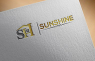 Sunshine Homes Logo - Entry #305