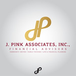 J. Pink Associates, Inc., Financial Advisors Logo - Entry #463