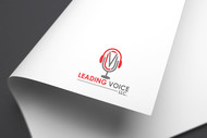 Leading Voice, LLC. Logo - Entry #10