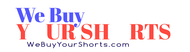 We Buy Your Shorts Logo - Entry #89