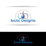 Arctic Delights Logo - Entry #21