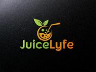 JuiceLyfe Logo - Entry #160