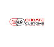 Choate Customs Logo - Entry #291