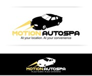 Motion AutoSpa Logo - Entry #304