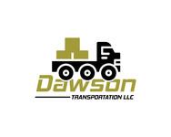 Dawson Transportation LLC. Logo - Entry #132