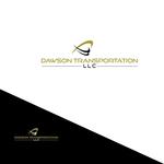 Dawson Transportation LLC. Logo - Entry #74