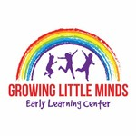 Growing Little Minds Early Learning Center or Growing Little Minds Logo - Entry #21