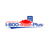 1-800-Roof-Plus Logo - Entry #14