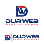 Durweb Website Designs Logo - Entry #206