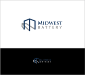 Midwest Battery Logo - Entry #41