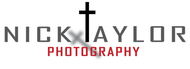 Nick Taylor Photography Logo - Entry #104