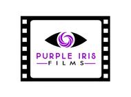 Purple Iris Films Logo - Entry #53