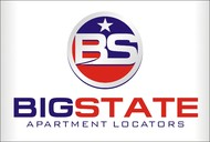 Big State Apartment Locators Logo - Entry #44