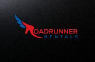 Roadrunner Rentals Logo - Entry #177
