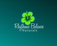 Rhythmic Balance Naturals Logo - Entry #76