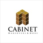 Cabinet Makeovers & More Logo - Entry #100