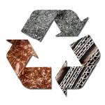 Lindimar Metal Recycling Logo - Entry #51