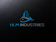HLM Industries Logo - Entry #31