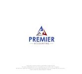 Premier Accounting Logo - Entry #191