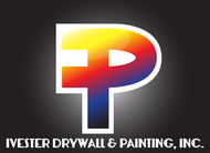 IVESTER DRYWALL & PAINTING, INC. Logo - Entry #62