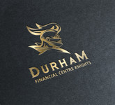 Durham Financial Centre Knights Logo - Entry #65